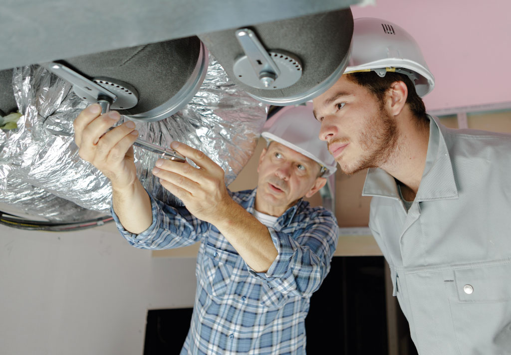 Schützen Sie sich vor Radonbelastung, reinigen Sie Ihre Lüftungsrohre!